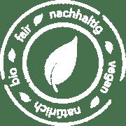 nachhaltig fair vegan bio