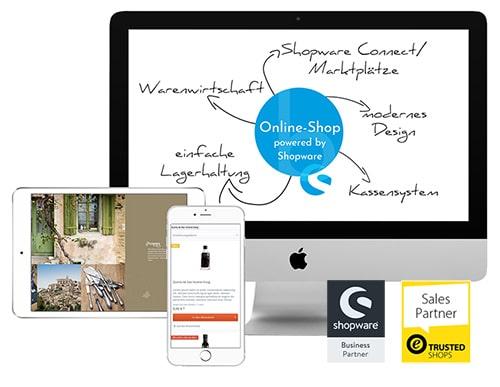 eCommerce Agentur blueCommerce