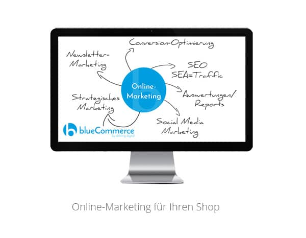 Online-Marketing für eCommerce