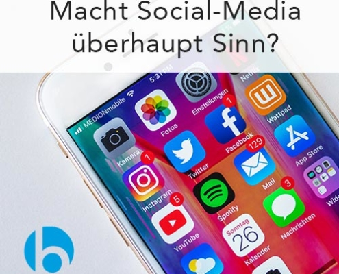 Macht Social-Media-Sinn? blueCommerce eCommerce aus Baden-Baden